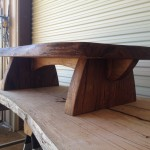 Oak Coffee table