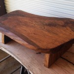 Oak coffee table top