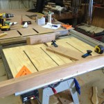 Supersled is a multi-purpose jig for tablesaw