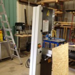 Drill Press, Router Table & Bandsaw