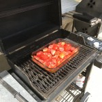 Roasting tomatoes on Gas Grill