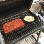 Finished Tomatoes & garlic
