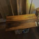 Magnolia slab table